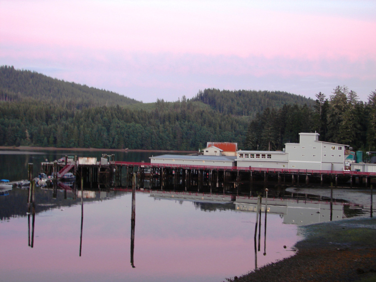 winter harbour accommodations fishing getaway