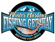 Winter Harbour Fishing Getaway Logo