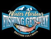 Winter Harbour Fishing Getaway Logo